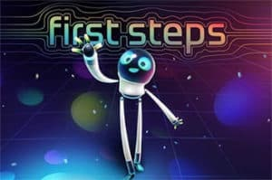 Oculus Quest First Steps Game to learn how to use virtual reality vr